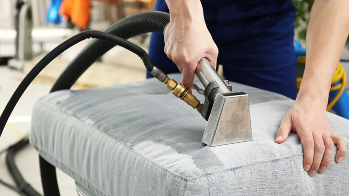 Sofa Cleaning - Good and Well Services